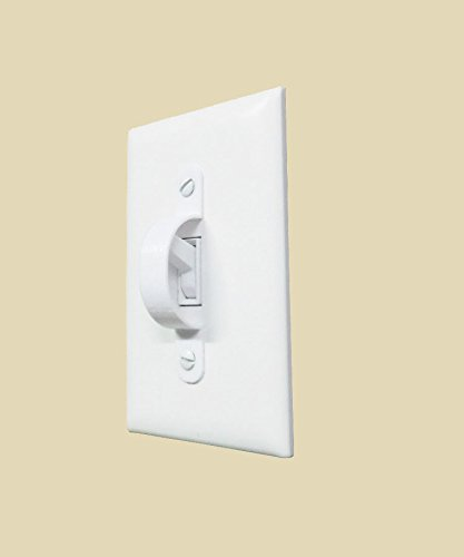 Lock Switch Covers (Light Switch Guard Cover Plates Set of 4)