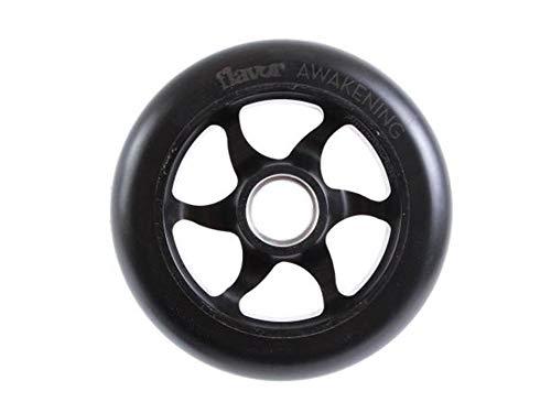 1 par de ruedas para silla de ruedas de 110 mm x 24 mm: Amazon.es: Salud y cuidado personal