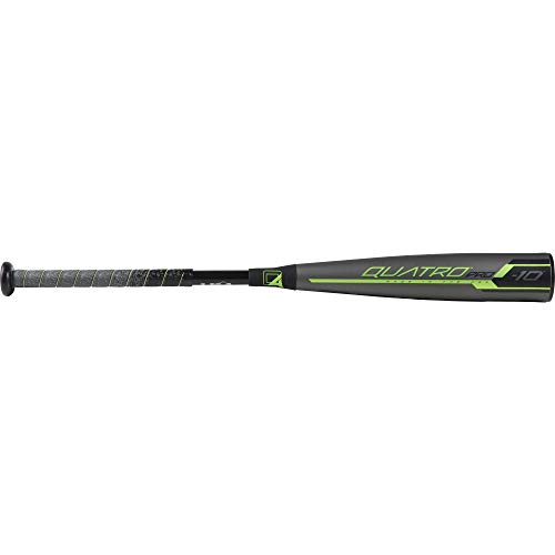 Rawlings US9Q10-29/19 2019 Quatro Pro USA Youth Baseball Bat ()