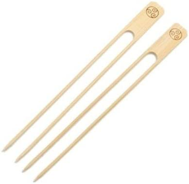 Fire Wire 50457 4-Pack Double Prong Skewer-New FREE SHIPPING
