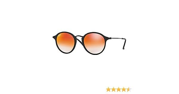 4c85e0f05b19 Amazon.com  Ray-Ban Men s Acetate Man Sunglass Round