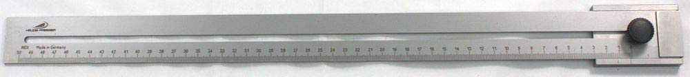 Helios Preisser de 0321305 Trusquin plat inoxydable 500 mm HELIOS-PREISSER