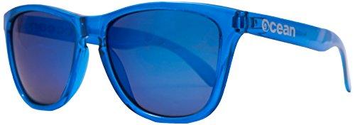 Sol Sunglasses Azul trapsarente Talla revo de claro Unisex Azul Azul única Ocean Sea Gafas Amarillo Color xAfPd44Iqw