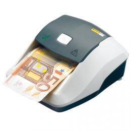 Ratiotec Soldi Smart – Detector de billetes falsos (Euro, corona sueca), interfaz
