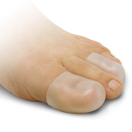 Silipos Soft Zone Gel Digital Caps Small/Medium - Separator Toe Silipos Washable