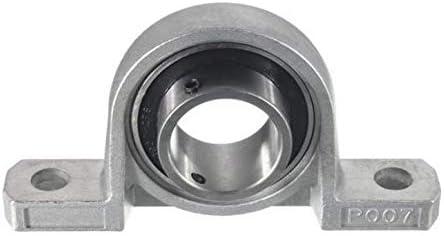 Atfipan 20//25//30//35mm Bore Diameter Pillow Block Mounted Bearings Zinc Alloy Ball Bearings 25mm