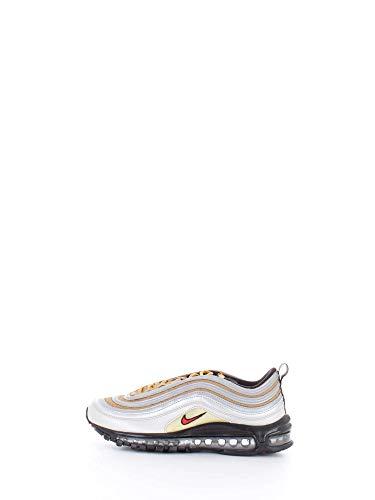 Metallic Trainers Red Nike Bv0306 Uomo Ssl Running 001 Silver Max 97 Air Scarpe Sneakers University qOqrYHv