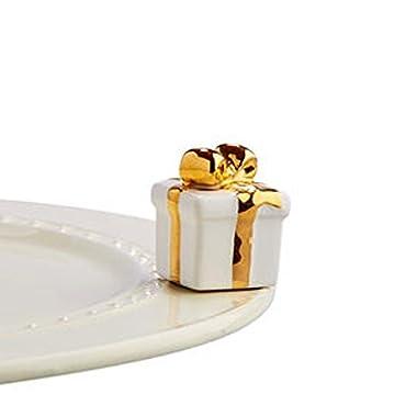 Nora Fleming A185 Gold Mini Present