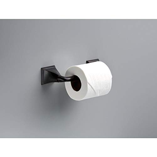 Delta Everly Pivoting Toilet Paper Holder in Venetian Bronze by Delta (Image #1)