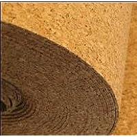 10M², 2mm IHK–Corcho de insonorización–Acústico (–Tamaño: 10m x