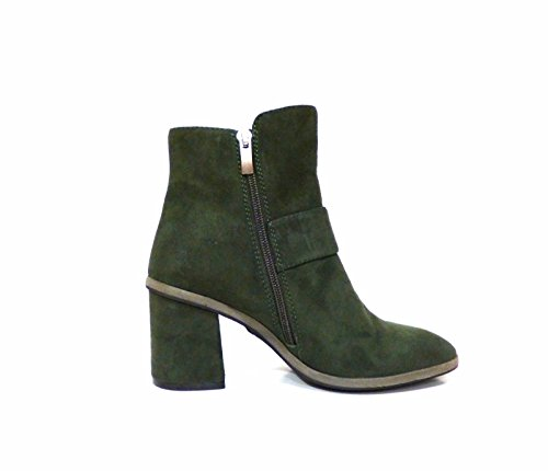 Bruno Premi Mujer N7200x Camoscio Verde botines