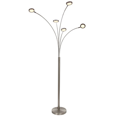 Brightech Orion Led Floor Lamp Dazzlingly Bright