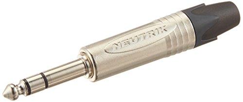 Neutrik NP3X 3-Cond 1/4-Inch Phone Plug