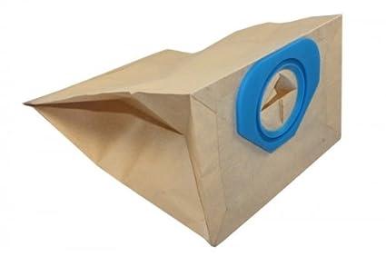 Amazon.com: 10 x Bolsas de aspiradora papel para Nilfisk ...
