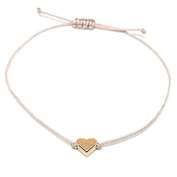 Modeschmuck Herzarmband Liebe Armband Handgemacht Schmuck