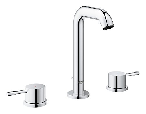 Essence New 8 in. Widespread 2-Handle Low-Arc Bathroom Faucet