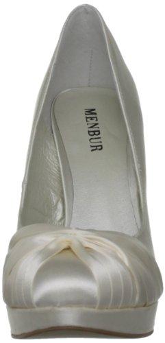 Menbur Wedding Mina 5072 Damen Klassische Pumps Elfenbein (Ivory 04)