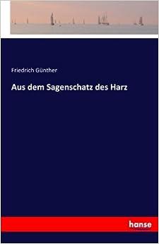 Book Aus dem Sagenschatz des Harz