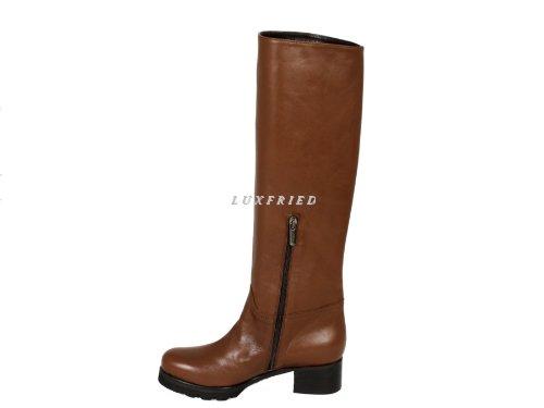 Brown Daniele Women's Boots Tucci Mittelbraun 7219 01vqwg1
