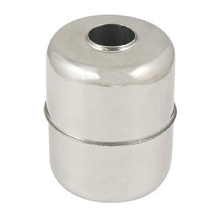 Sensor de nivel de agua eDealMax acero inoxidable bola flotante, 45 mm x 55 mm x 15 mm - - Amazon.com