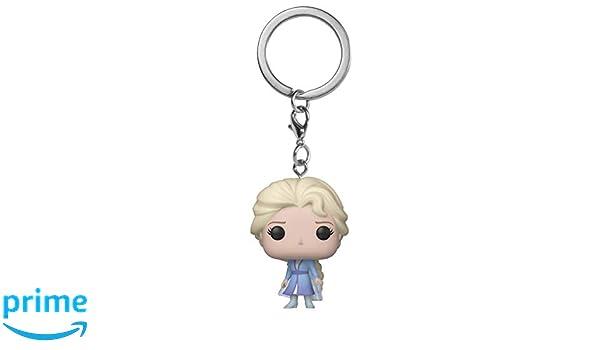 Amazon.com: Funko Pop! Keychain: Frozen 2 - Elsa: Toys & Games