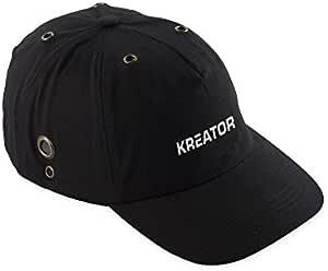 KREATOR KRTS00001 - Gorra de seguridad: Amazon.es: Bricolaje y ...