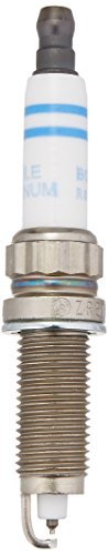 - Bosch ZR5TPP33S Double Platinum Spark Plug, Up to 3X Longer Life (Pack of 10)