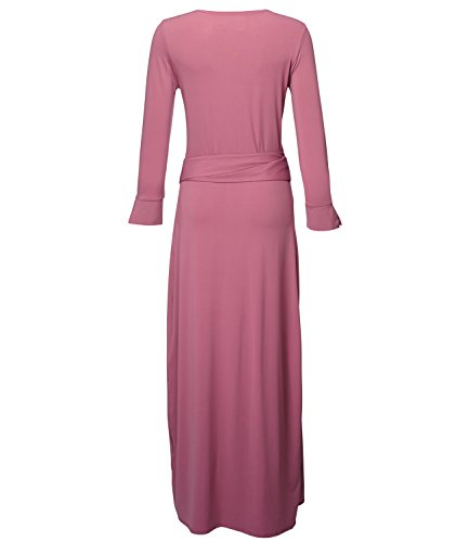 Sea Citizen Damen Wickel Kleid rosa Rose Blush