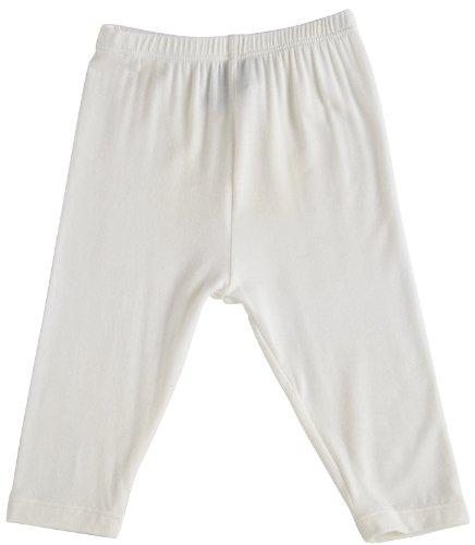 KicKee Pants Girls' Legging Prd-kpl162-Nt, Natural, 4T