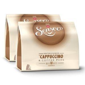 Senseo Cappuccino - (Pack of - Senseo Pods Cappuccino Coffee