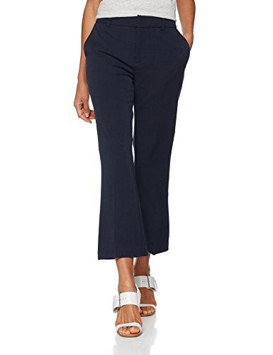 Cori Azul Gestuz Para Pantalones Pants Cropped Mujer Sapphire dark 67wqwBTd1
