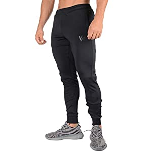YoungLA Athletic Track Pants for Men Joggers Slim Fit Workout Gym Lounge 215