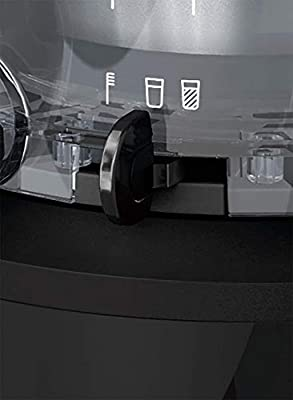 Bosch MESM731M Slow juicer Black 150 W MESM731M, Slow