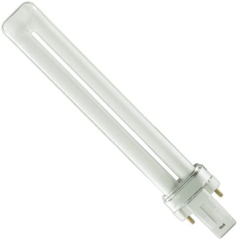 2 Pin GX23 Base 3500K 13 Watt Sylvania 20335 CFL Light Bulb CF13DS//835//ECO