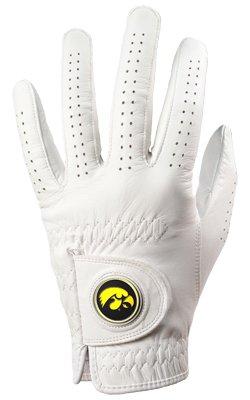 Iowa Hawkeyes Golf Glove & Ball Marker - Left Hand - Medium   B00BFLO7DO