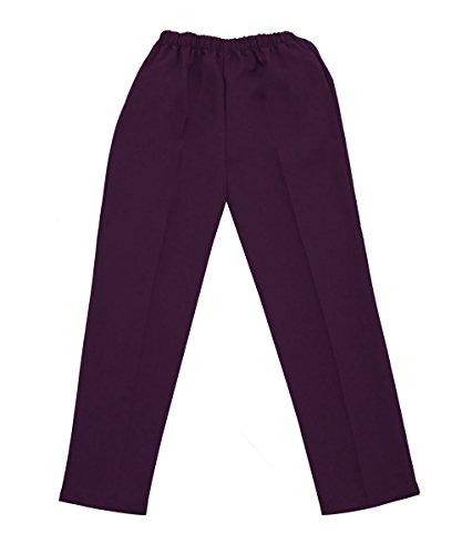 Purple Senior Pants - 7