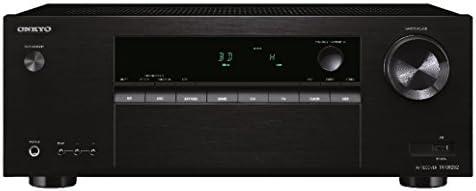 Onkyo TX-SR252-B - Receptor AV de red (5.1 canales) color negro: Amazon.es: Hogar