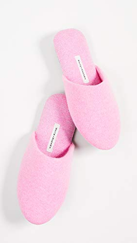 Cotton Women's Warren Candy Cashmere Heather Slide White Slippers 1fSwx58nn
