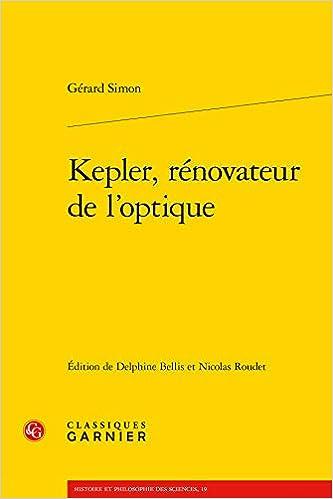 Livre electronique gratuit Kepler, rénovateur de l'optique