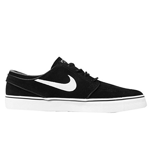 Nike Zoom Stefan Janoski Og, Zapatillas de Skateboarding para Niños Negro (Black / White-Gum Light Brown)