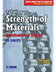 Textbook Of Strength Of Materials