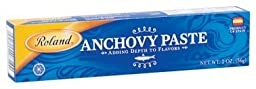 Roland: Anchovy Paste 2 Oz (4 Pack)