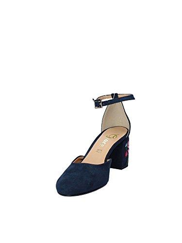Shoes Grace 1539 Rosa Sandalo Donna Tacco dpFpPqw
