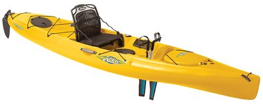 Hobie Mirage Revolution 16 Kayak – 2016 Golden Papaya