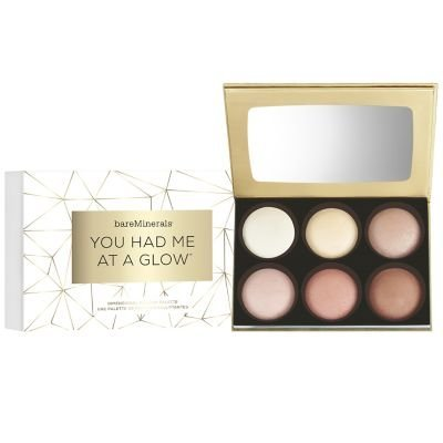 (bareMinerals You Had Me At A Glow Dimensional Powder Palette)