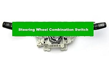 GOWE volante combinación interruptor faro interruptor del limpiaparabrisas para Mitsubishi Pajero Montero Shogun 3 III Outlander