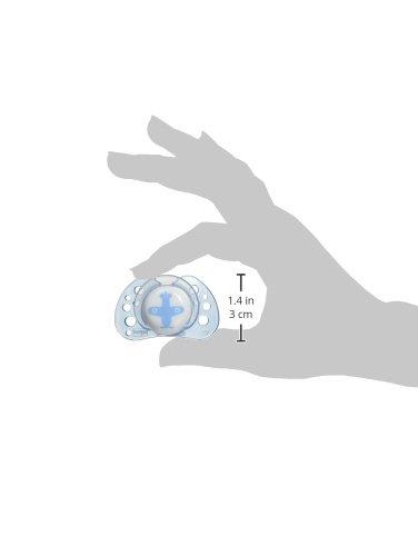 Chicco Chupete Physio Air Silicona 0 M+ 2 Unidades ...