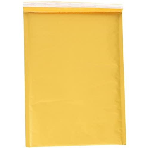 10 EcoSwift 10.5 x 16 Kraft Bubble Mailers Size #5 Self Sealing Bulk Padded Shipping Supplies Packaging Materials Envelopes Bags 10.5 by 16 inches for sale