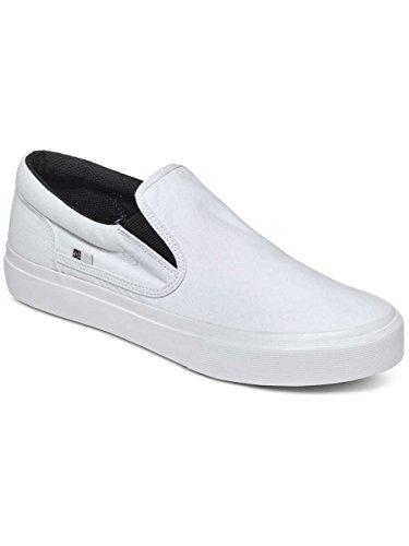 DC Shoes Trase - Zapatillas para hombre White