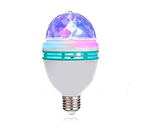 Lightahead LA005 Rotating LED Strobe Bulb Multi changing